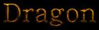 Font 顏楷體繁 Yan Kai Dragon Logo Preview