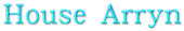 Font 顏楷體繁 Yan Kai House Arryn Logo Preview
