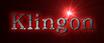 Font 顏楷體繁 Yan Kai Klingon Logo Preview