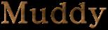 Font 顏楷體繁 Yan Kai Muddy Logo Preview