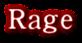 Font 顏楷體繁 Yan Kai Rage Logo Preview