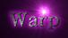 Font 顏楷體繁 Yan Kai Warp Logo Preview