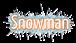 Font Yanone Kaffeesatz Snowman Logo Preview