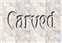 Carved Logo Style