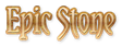 Font Yataghan Epic Stone Logo Preview