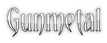 Font Yataghan Gunmetal Logo Preview