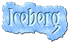 Font Yataghan Iceberg Logo Preview