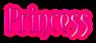 Font Yataghan Princess Logo Preview