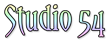 Font Yataghan Studio 54 Logo Preview