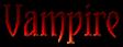 Font Yataghan Vampire Logo Preview