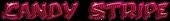 Font YellaBelly Candy Stripe Logo Preview