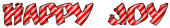 Font YellaBelly Happy Joy Logo Preview