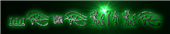 Font Yiroglyphics Galactica Logo Preview