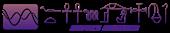 Font Yiroglyphics Symbol Logo Preview