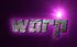 Font Yukarimobile Warp Logo Preview
