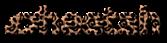 Font AddShade Cheetah Logo Preview