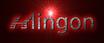 Font AddShade Klingon Logo Preview