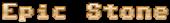 Font Adore64 Epic Stone Logo Preview