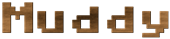 Font Adore64 Muddy Logo Preview