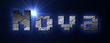 Font Adore64 Nova Logo Preview