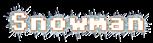 Font Adore64 Snowman Logo Preview