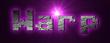 Font Adore64 Warp Logo Preview