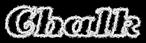 Font Antsy Pants Chalk Logo Preview