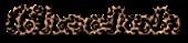 Font Antsy Pants Cheetah Logo Preview
