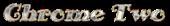 Font Antsy Pants Chrome Two Logo Preview