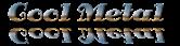 Font Antsy Pants Cool Metal Logo Preview