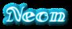 Font Antsy Pants Neon Logo Preview
