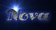 Font Antsy Pants Nova Logo Preview