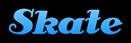 Font Antsy Pants Skate Logo Preview