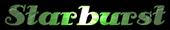 Font Antsy Pants Starburst Logo Preview
