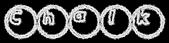 Font Ball Chalk Logo Preview