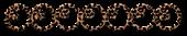 Font Ball Cheetah Logo Preview
