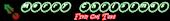 Font Ball Christmas Symbol Logo Preview