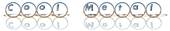 Font Ball Cool Metal Logo Preview