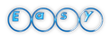 Font Ball Easy Logo Preview