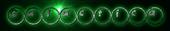 Font Ball Galactica Logo Preview