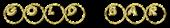 Font Ball Gold Bar Logo Preview