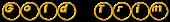 Font Ball Gold Trim Logo Preview
