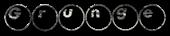 Font Ball Grunge Logo Preview