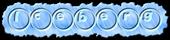 Font Ball Iceberg Logo Preview