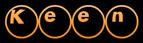 Font Ball Keen Logo Preview