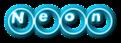Font Ball Neon Logo Preview