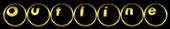 Font Ball Outline Logo Preview