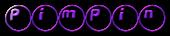 Font Ball Pimpin Logo Preview