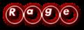 Font Ball Rage Logo Preview