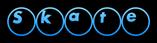 Font Ball Skate Logo Preview